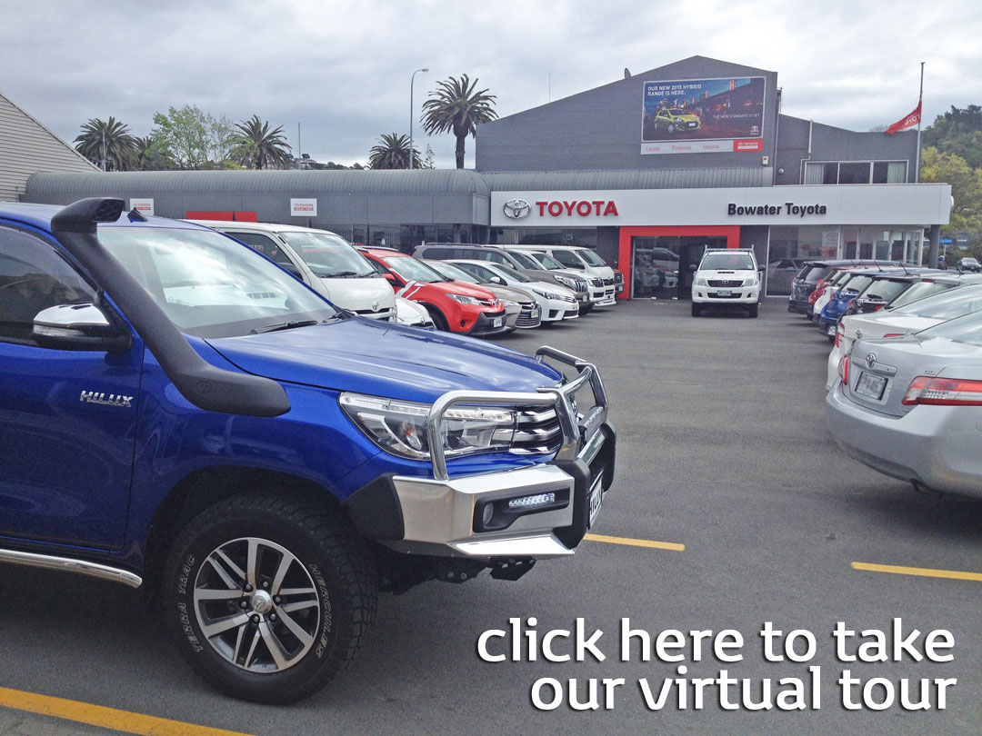 Bowater Toyota
